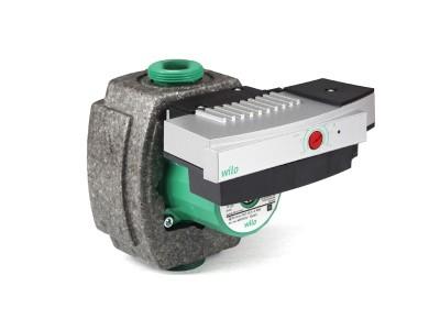 Wilo Hocheffizienz-Pumpe Stratos-ECO Stratos ECO 25/1-5 BMS Rp1 0,0472kW