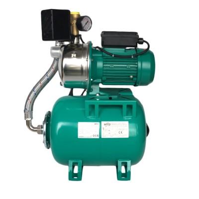 Wilo Wasserversorgungsanlage HWJ 202 50 L 1ph G1/Rp1 1x230V-0,65kW