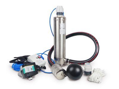 Wilo Wasserversorgungssystem Sub TWI 5-SE-304 EM Plug&Pump