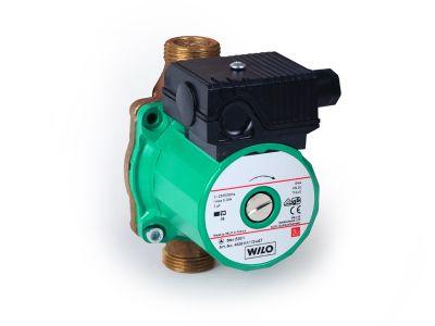 Wilo Nassläufer-Standard-Pumpe Star-Z 25/2 1ph Rp1 0,012kW