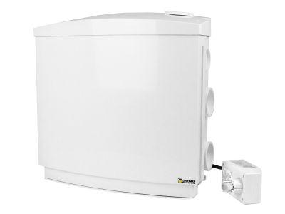 Jung Pumpen Schmutzwasserhebeanlage Hebefix plus für häusliches Schmutzwasser