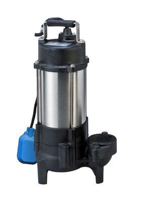 Swiss Pump Schmutzwasser-Tauchmotorpumpe H-05PF, 230 V mit Schwimmerschalter