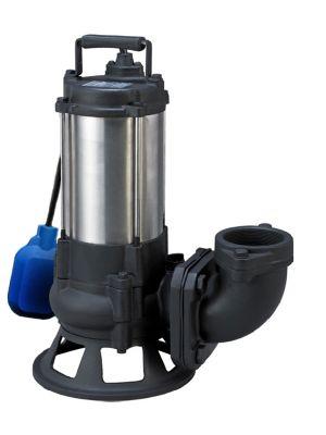 Swiss Pump Schmutzwasser-Tauchmotorpumpe H-33UF, 400 V mit Schwimmerschalter