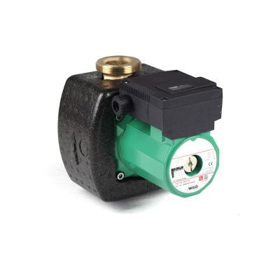Wilo Nassläufer-Standard-Pumpe TOP-Z 30/7 1ph RG PN 10 Rp11/4 0,09kW
