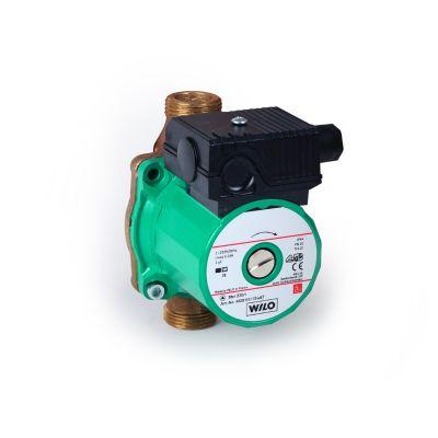 Wilo Nassläufer-Standard-Pumpe Star-Z 20/1 Rp1/2/Rp1/2 0,004kW