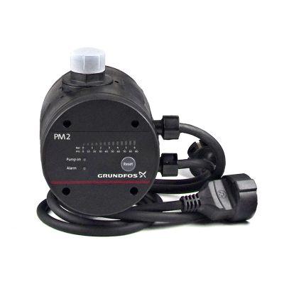 GRUNDFOS Zubehör für Hauswasseranlagen Pressure Manager PM2 1,5-5,0bar 230V
