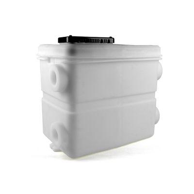 Jung Pumpen Überflurbehälter Hebefix 100H o.Pumpe für Heisswasser