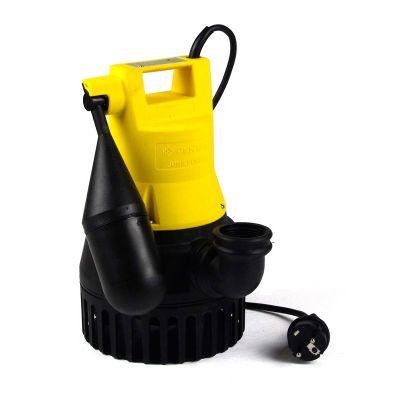 Jung Pumpen Schmutzwasserpumpe U 5 KS, 10 m Ltg. 230 V, Schaltung