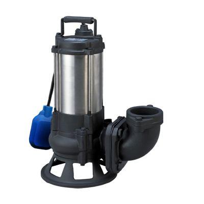 Swiss Pump Schmutzwasser-Tauchmotorpumpe H-33UF, 230 V mit Schwimmerschalter