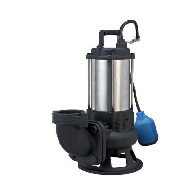 Swiss Pump Schmutzwasser-Tauchmotorpumpe H-32TPF, 230 V mit Schwimmerschalter